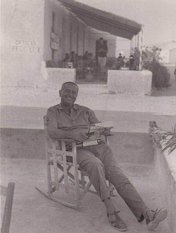 Antonio Sánchez Lozano 1959